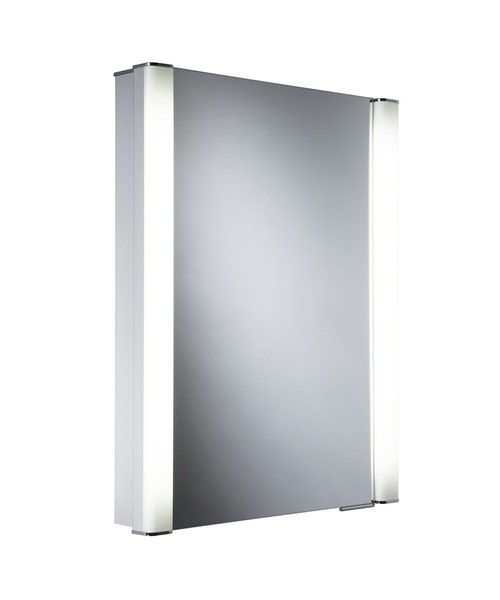Roper Rhodes Ascension Illusion Single Mirror Glass Door Cabinet
