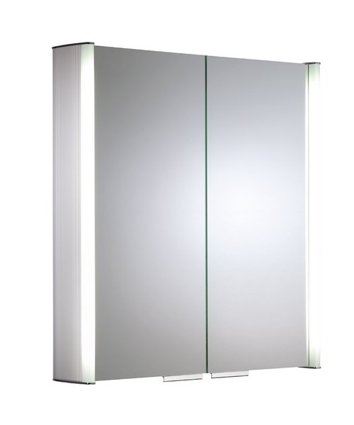 Roper Rhodes Ascension Summit Double Mirror Glass Door Cabinet