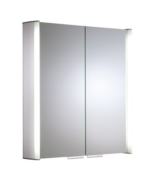 Roper Rhodes Ascension Summit Glass Door Cabinet-White