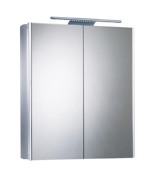 Roper Rhodes Ascension Pinnacle Double Mirror Glass Door Cabinet