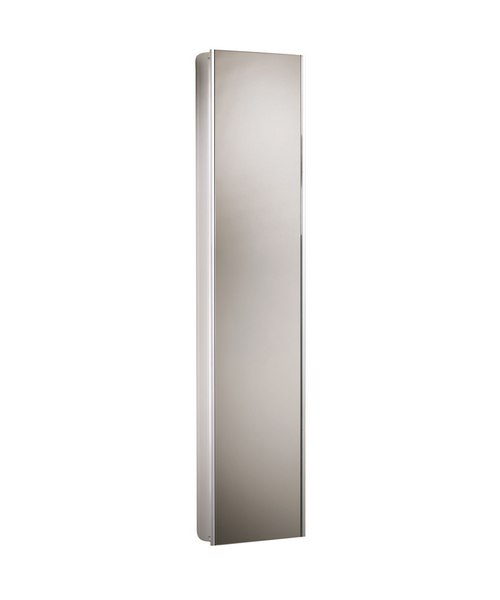 Roper Rhodes Ascension Reference Tall Mirror Glass Door Cabinet