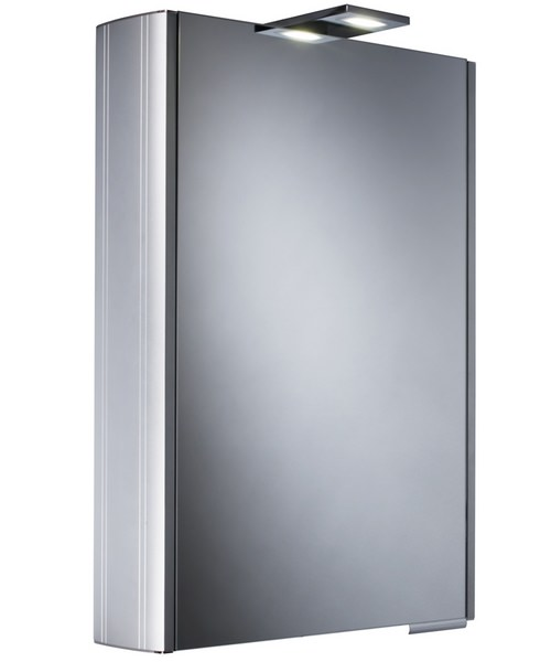 Roper Rhodes Ascension Fever Single Mirror Glass Door Cabinet
