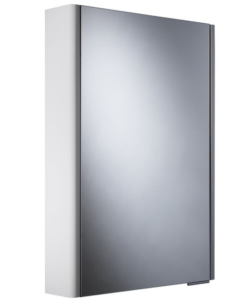 Roper Rhodes Definition Phase Single Mirror Glass Door Cabinet