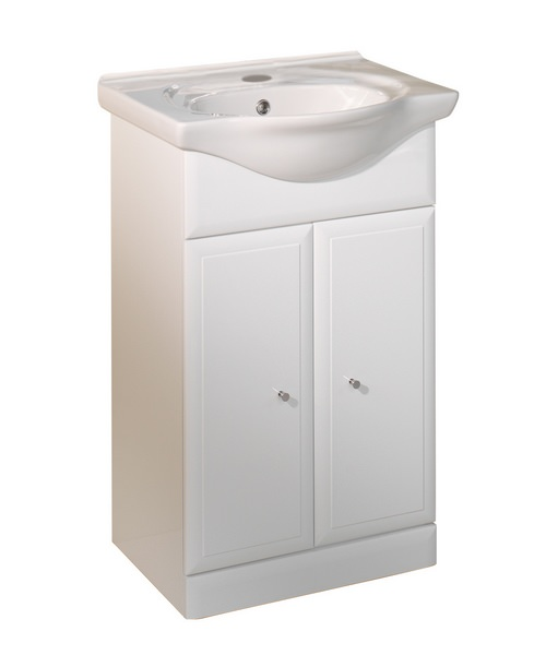 Roper Rhodes Valencia 500mm Freestanding Basin Unit