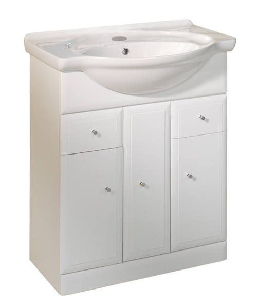 Roper Rhodes Valencia 700mm Freestanding Basin Unit