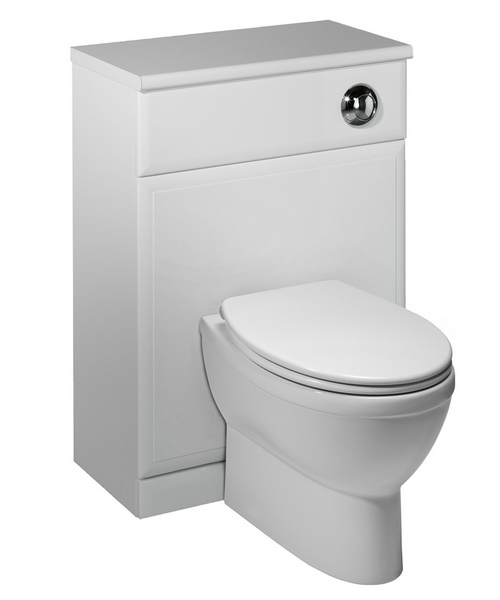 Roper Rhodes Valencia 500mm Back To Wall WC Unit