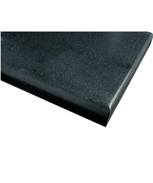 Roper Rhodes Black Laminate Worktop 624mm