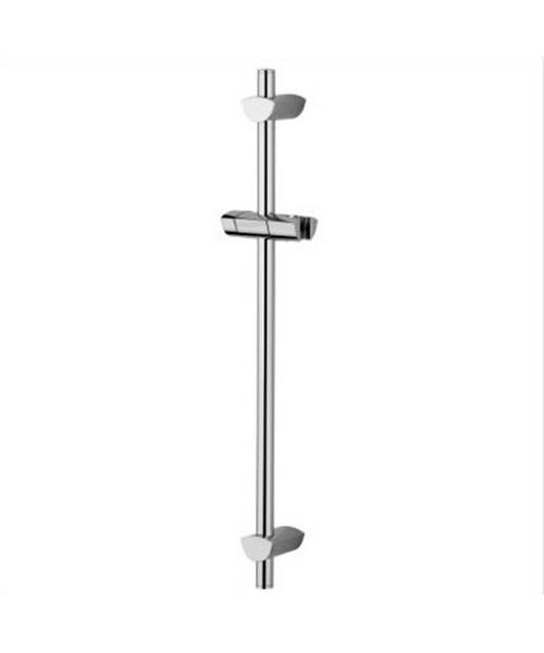 Bristan Evo Adjustable Shower Riser Rail Chrome
