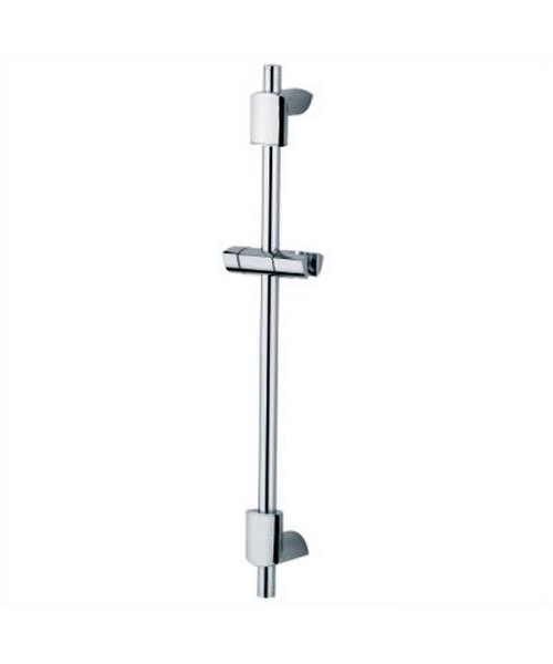 Bristan Evo 660mm Adjustable Shower Riser Rail Chrome