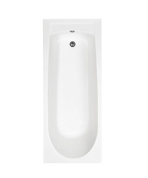 Trojan Java 5mm Acrylic Bath 1700 x 700mm White