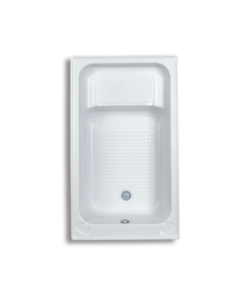 Trojan Kent 5mm Acrylic Sit Bath 1220 x 715mm White