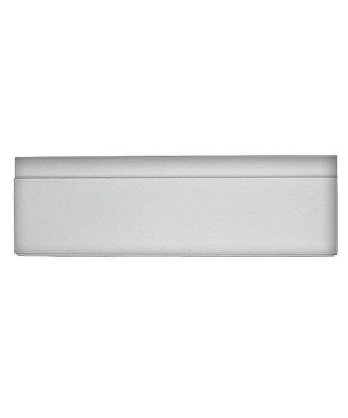 Trojan Bath Front Panel 1700mm x 520mm White