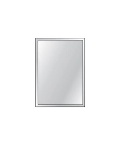 HIB Bevelled Bathroom Mirror 4mm Float Glass Portrait 250 x 350mm 3 Per Pack