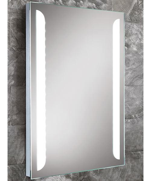 HIB Livvy Steam Free LED Back-Lit Bathroom Mirror 500 x 700mm
