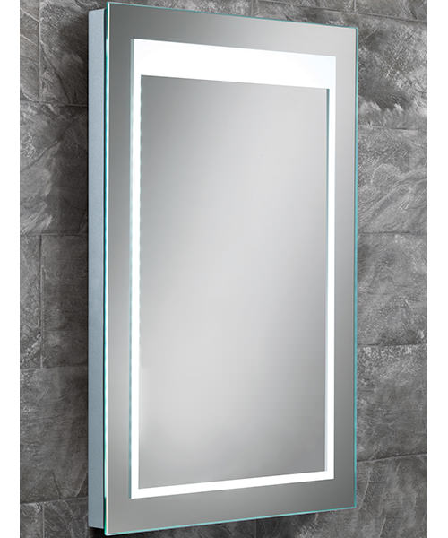 HIB Liberty Steam Free LED Back-Lit Bathroom Mirror 400 x 600mm