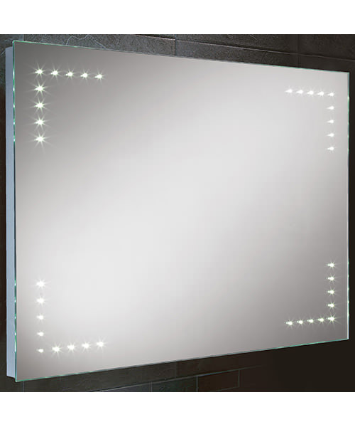 HIB Larino Steam Free LED Mirror 800 x 600mm