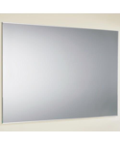 Hib jackson bevelled edge rectangular mirror 800 x 600mm for Mirror 800 x 600