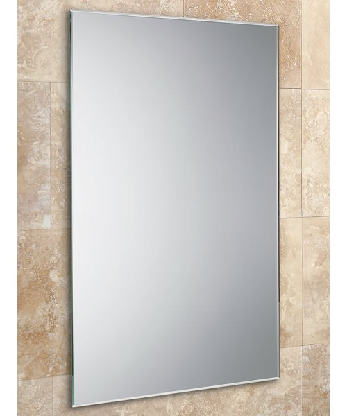 HIB Johnson Bevelled Edge Rectangular 400 x 600mm Mirror Portrait