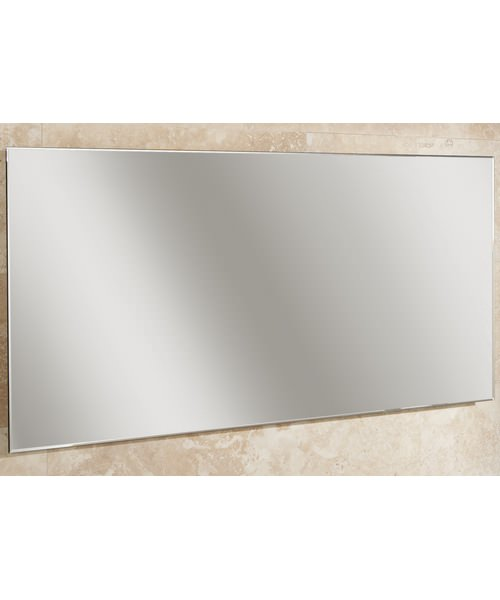 HIB Willow Landscape Bevelled Edge Rectangular Mirror 1200 x 600mm