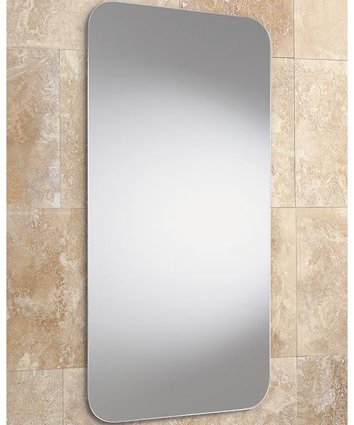 HIB Jazz Landscape Or Portrait Bathroom Mirror 400 x 800mm