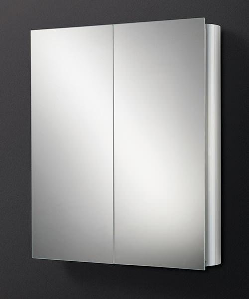 HIB Quantum Double Door Aluminium Cabinet 600 x 700mm