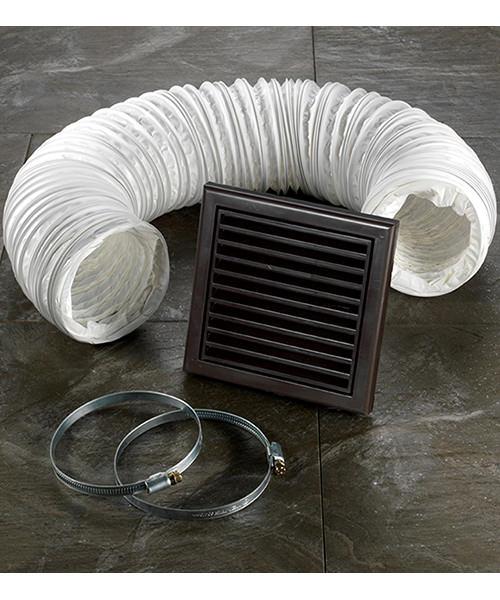 Alternate image of HIB Fan Accessory Kit White