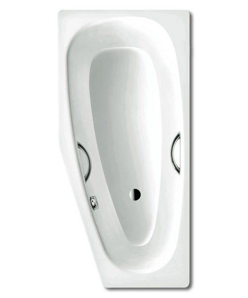 Kaldewei Advantage Mini Star 835 Right Handed Steel Bath 1570 x 700mm