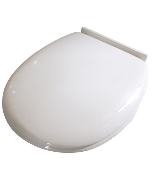 Croydex Anti Bacterial Polypropylene Toilet Seat