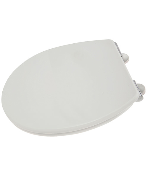 Croydex Anti Bacterial Thermoset Toilet Seat