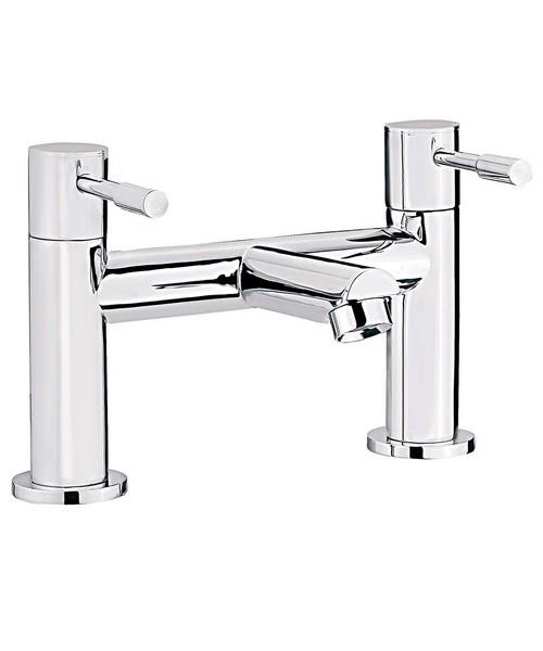 Beo Prise Deck Mounted Bath Filler Tap