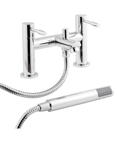 Beo Prise Chrome Plated Bath Shower Mixer Tap