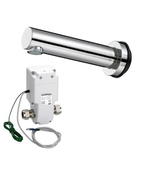 Bristan Pulse 8 Automatic Basin Wall Spout 150mm