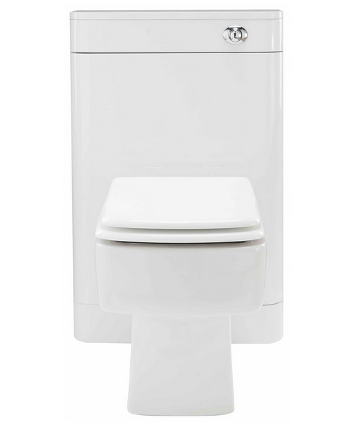 Nuie Premier Parade 550mm Back-To-Wall WC Furniture Unit