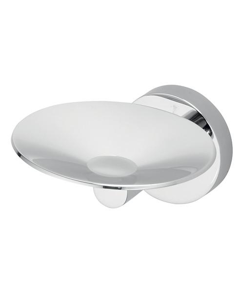 Ideal Standard IOM Anti Vandal Soap Dish Chrome