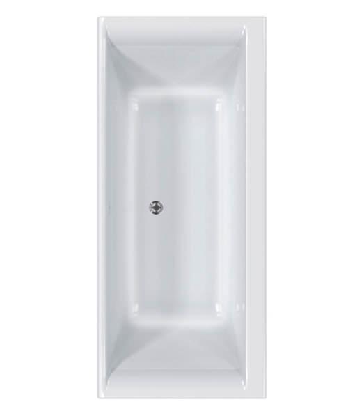 Carron Haiku 5mm Acrylic Double Ended Bath 1800 x 800mm