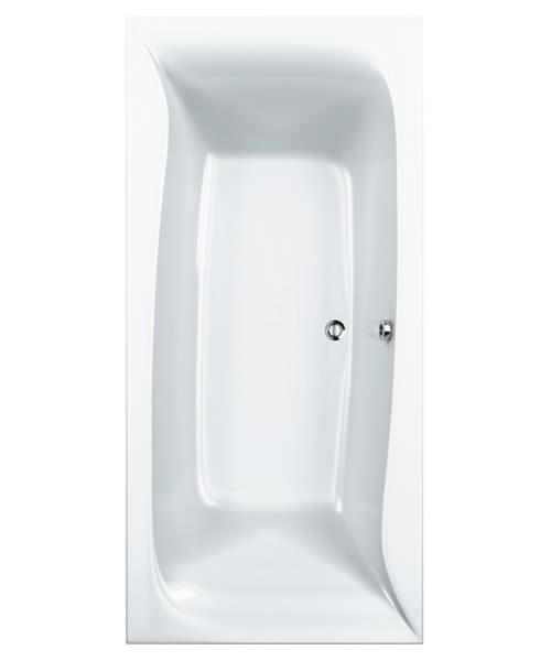Carron Linea 5mm Acrylic Double Ended Rectangular Bath 1900 x 900mm
