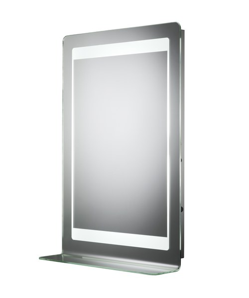 Roper Rhodes Clarity Gamma Backlit Mirror With Recharging Socket