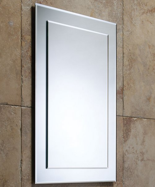 Roper Rhodes Elle Bevelled Mirror On Mirror