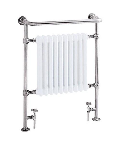 Heritage Clifton Heated Towel Rail 735 x 940mm
