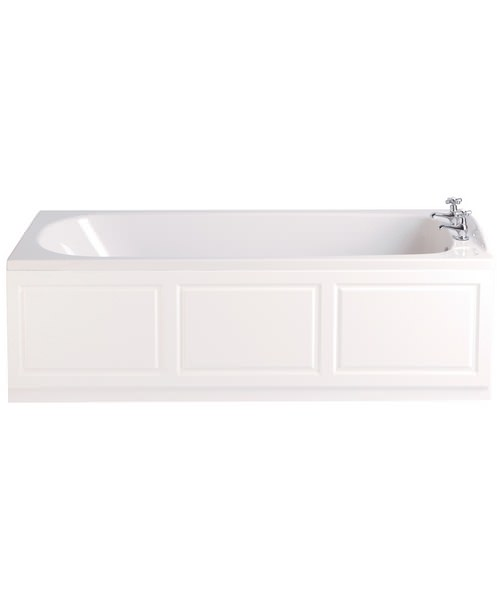 Additional image of Heritage Rhyland Single Ended 1700 x 700mm Bath