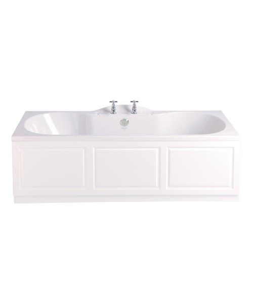 Heritage Rhyland Double Ended 1700 x 750mm Bath