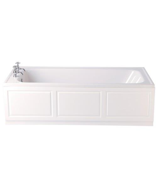 Heritage Victoria Super Deep 1800 x 800mm Bath