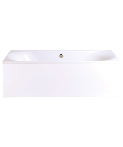 Heritage Kharine Double Ended 1700 x 750mm Bath
