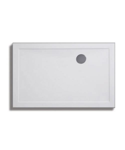Lakes Low Profile SMC Rectangular Tray 1700 x 760mm With 90mm Waste
