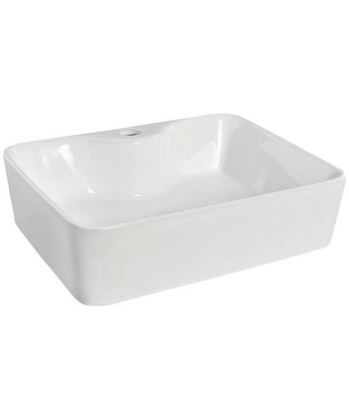 Nuie Premier 480 x 370mm Rectangular Basin Sink