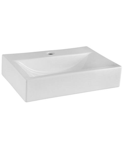 Nuie Premier 450 x 320mm Rectangular Bathroom Sink