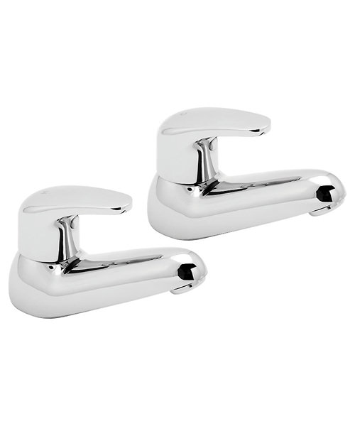 Deva Adore Pair Of Bath Tap