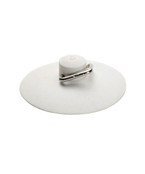 Croydex Self Parking White Bath Plug