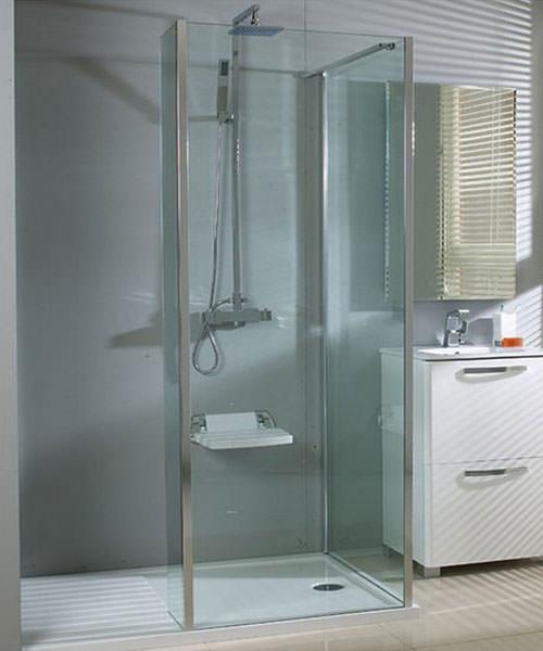 Phoenix Techno View Double Single Entry Shower Enclosure