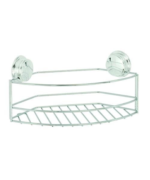 Croydex Twist N Lock Plus Large Storage Basket